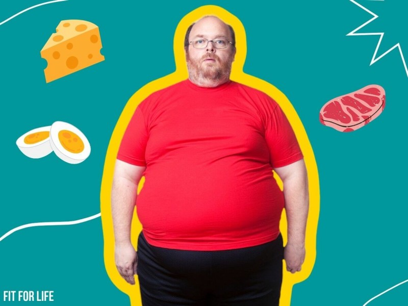 Как похудеть на 20 кг после 50 лет: 3 правила, которые стоит взять на заметку