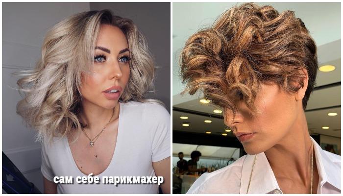 Как сохранить красоту волос под шапкой? Делимся секретами
