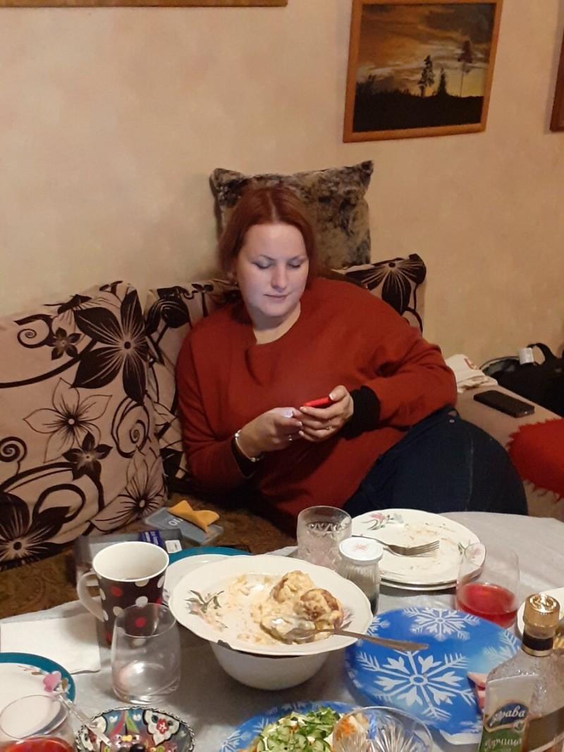 Моя подруга Яна до похудения. Фото предоставлено Яной Вельми.
