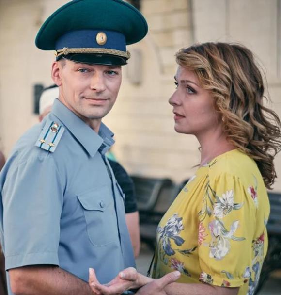 Даниил Страхов и Светлана Антонова
