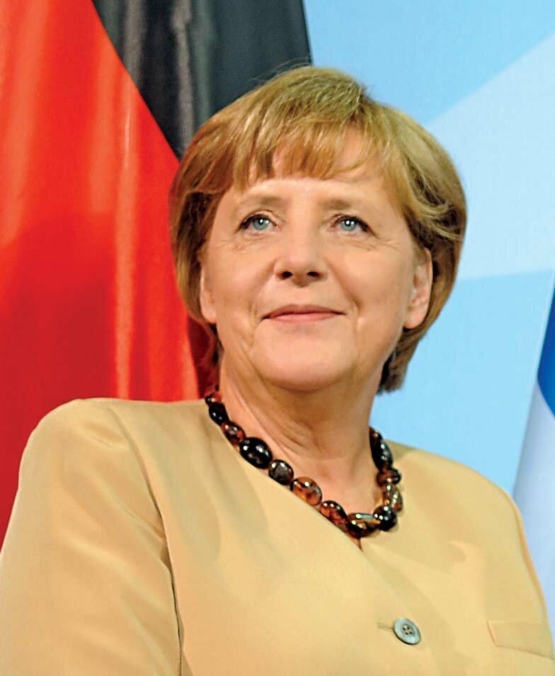 Просто невероятно, как немцы прощались с влиятельной женщиной.