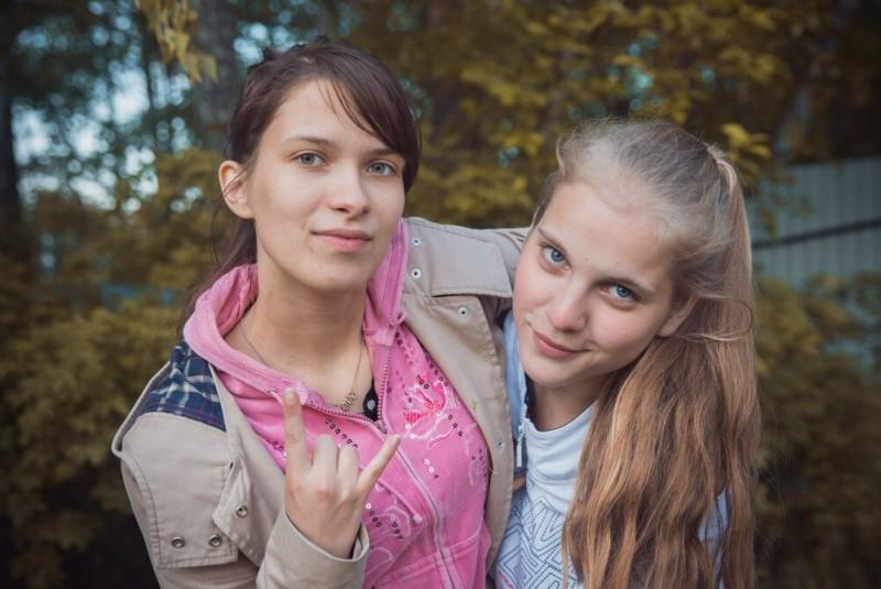 На фото одна из самых близких моих подруг: подруга детства, подруга всей жизни, сестра не по крови - но по духу. https://www.instagram.com/yglazkova/