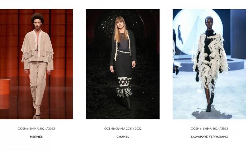 8 главных трендов недели женской моды