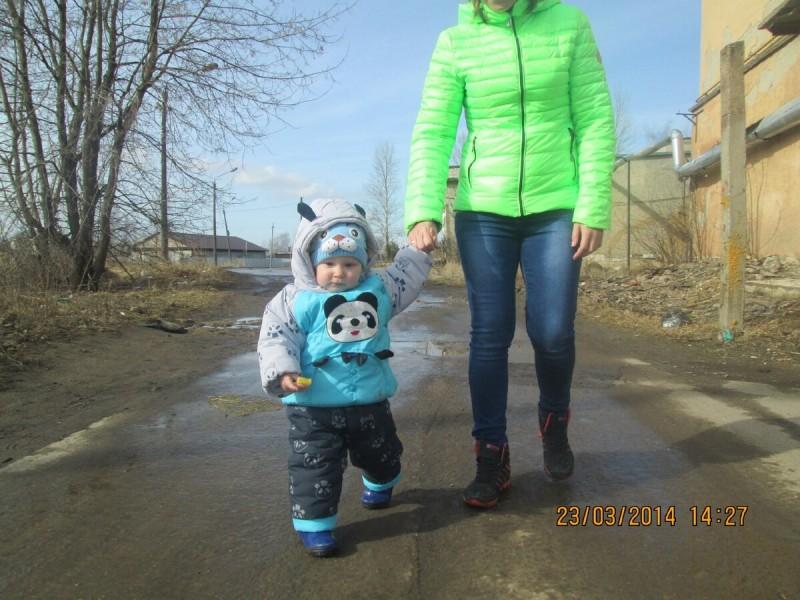 Это я с сыном. 70 кг