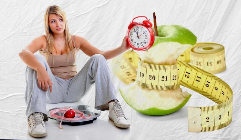 Минус 5 кг за неделю – 2 «звездные» диеты, когда похудеть надо быстро (подробный план питания)