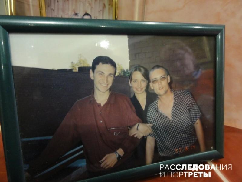 Андрей Захаров мечтал о сыне, но не успел его родить: болезнь его победила. Фото: Андрей Гусельников @ Расследования и портреты