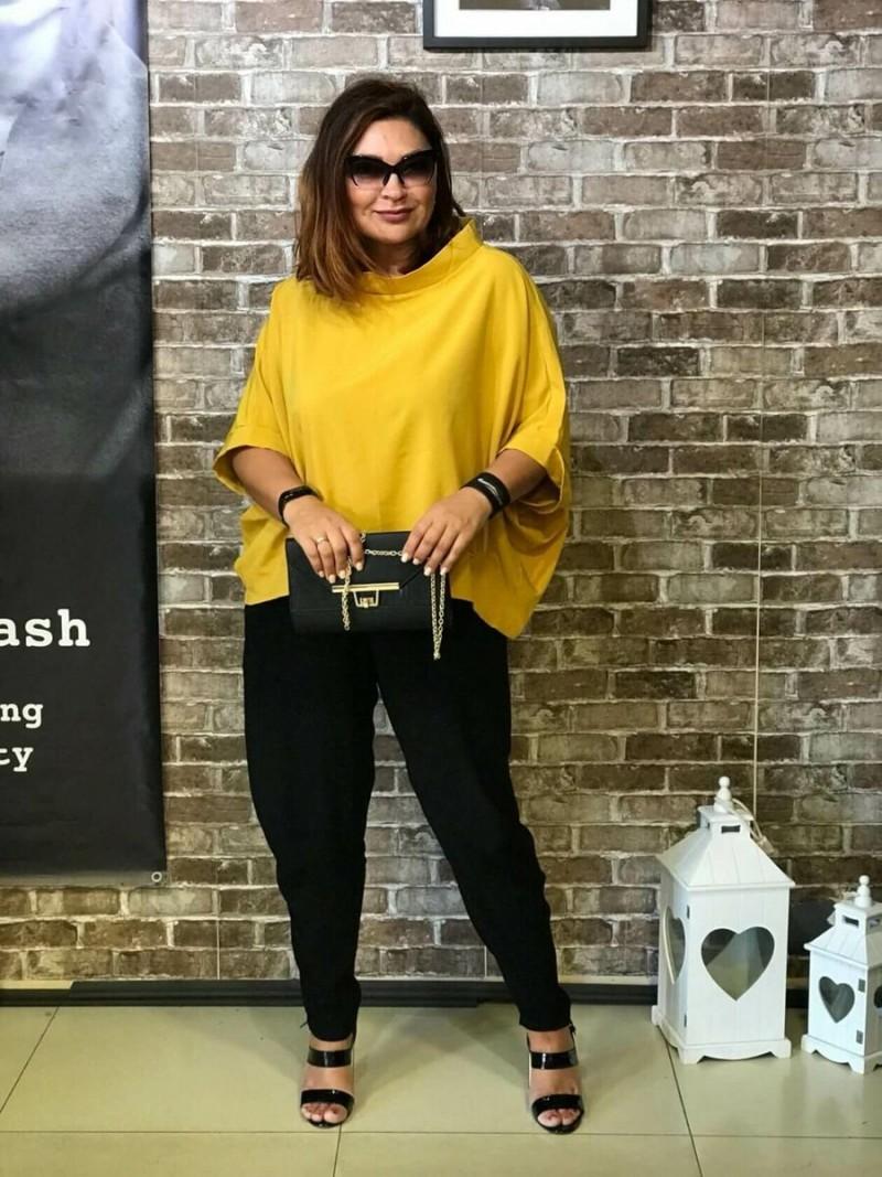 Мода для полных женщин которым уже за 40