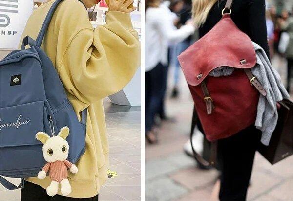 Рюкзак – модный аксессуар сезона весна-лето 2021