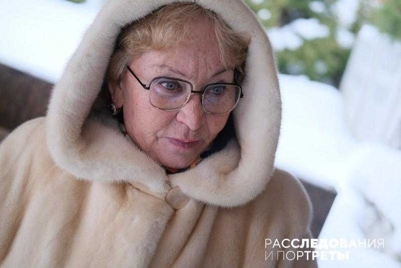 Оппоненты пригрозили Захаровой. что посадят ее. Фото: Александра Яговкина @ Расследования и портреты