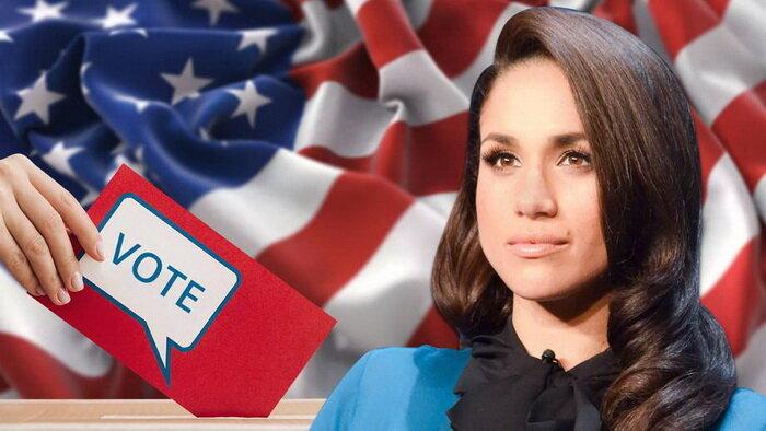 Может ли Меган Маркл стать первой женщиной президентом США