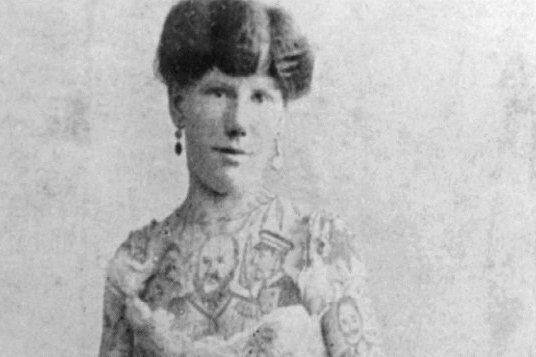 Аглая Демидова и ее татуировки