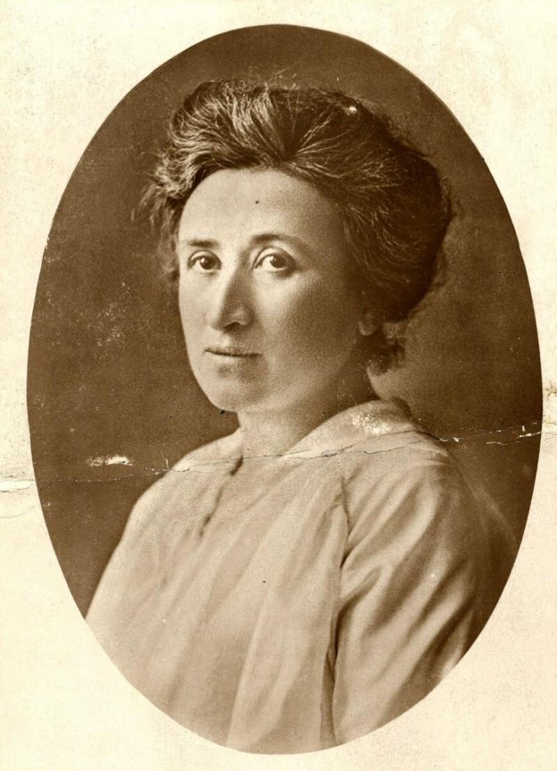 Клара Цеткин