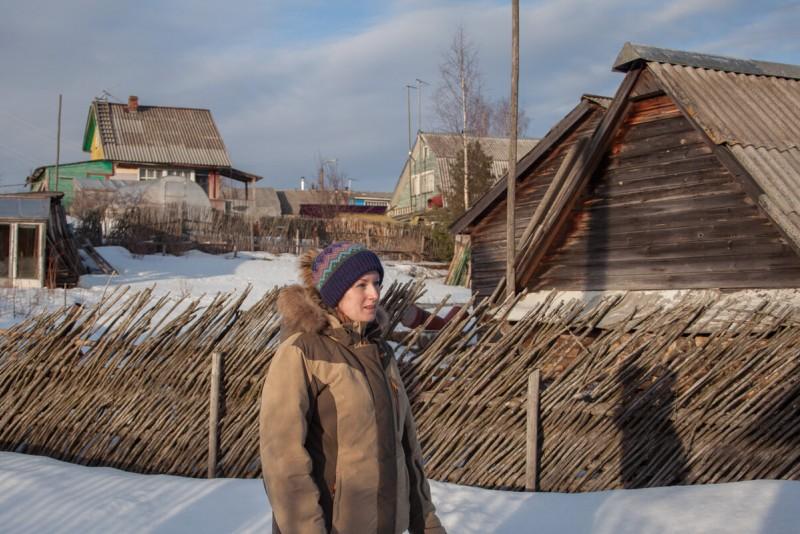 Деревня Большая Кудьма - моё место силы. Сказочная красота заснеженных пейзажей. И 19 моих фото для вдохновения