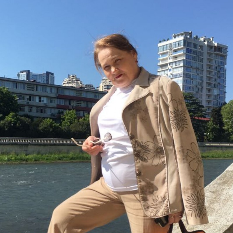 Найденова Любовь Ивановна