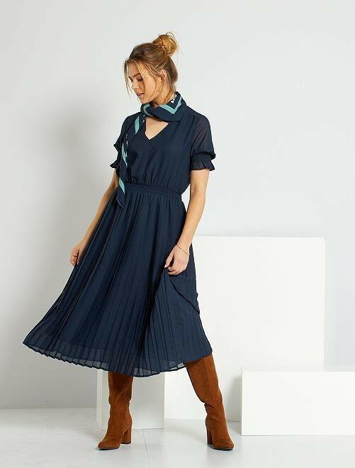 Женское платье французского бренда Kiabi