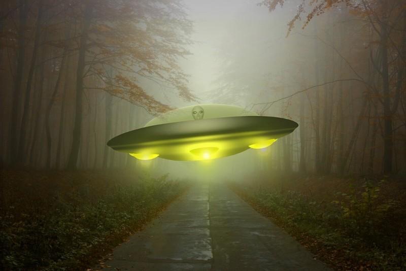 Акон с планеты Метон. Путешествие земной женщины на корабле пришельцев.