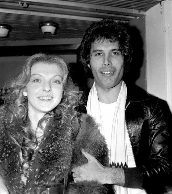 Фредди Меркьюри и та единственная женщина, которую он по-настоящему любил.