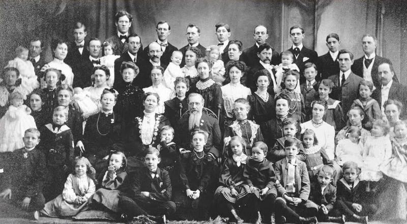 Женщина родившая 69 детей