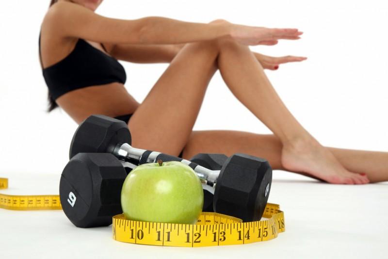 Правильное питание и физическая активность поможет похудеть без срывов