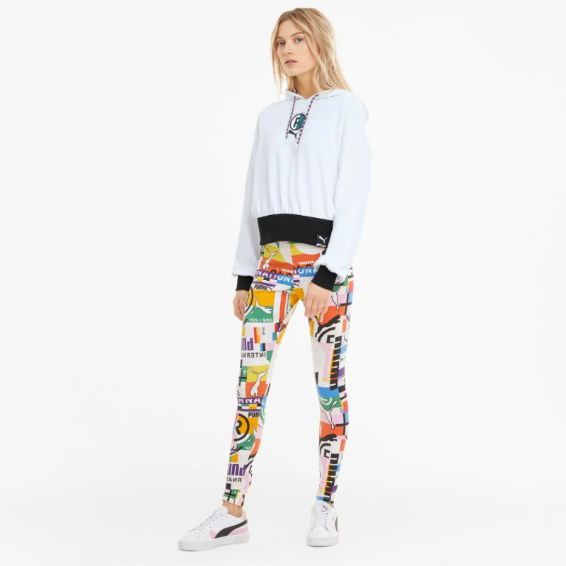 Одежда для женщин от бренда Puma