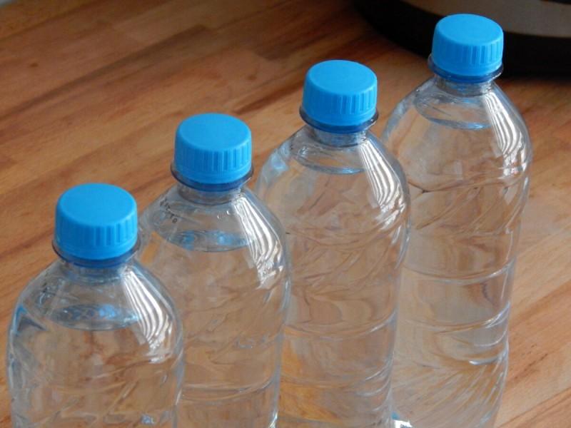 Моя норма воды на день.  Фото автора.