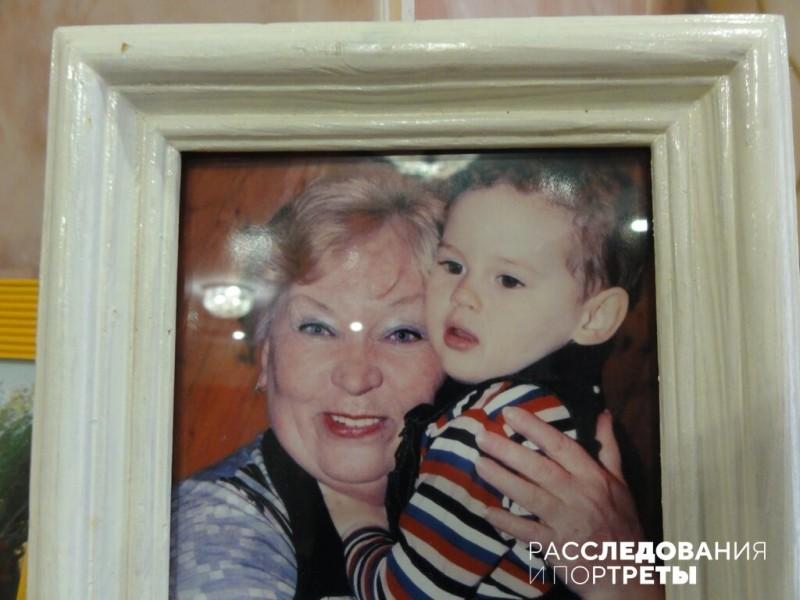 Екатерина Германовна исполнила мечту сына спустя два года после его смерти, родив внука от суррогатной матери. Фото: Андрей Гусельников @ Расследования и портреты