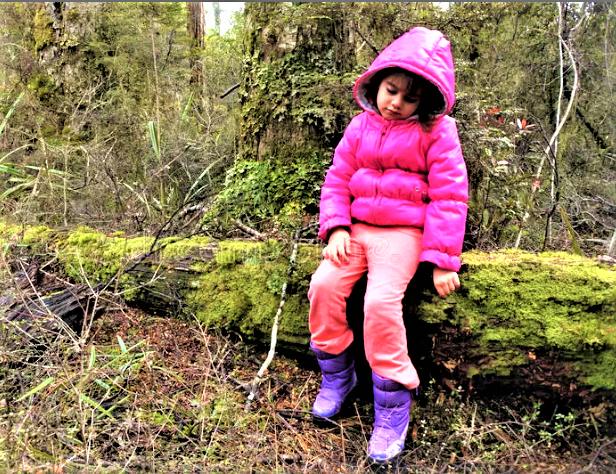 Таня нашла в лесу одинокого ребенка. Женщина и не подозревала, чем это для нее обернется.