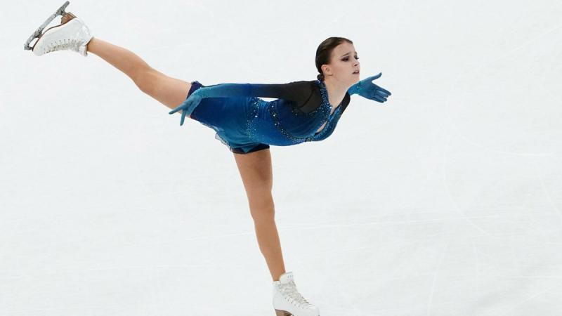 Анна Щербакова, короткая программа
