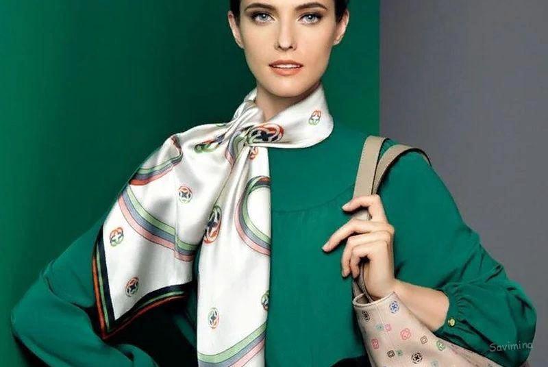 Носим платки стильно этой весной! Рассказываю секреты универсального женского аксессуара