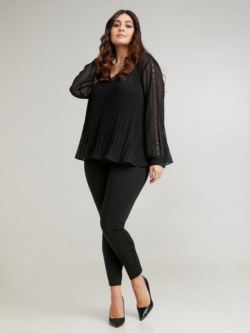 Стильная женская одежда plus size от бренда Fiorella Rubino