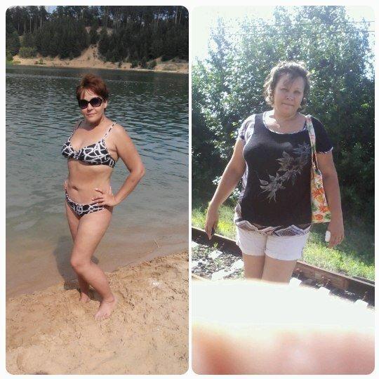 Моя борьба с весом на всю жизнь... Как я похудела на 40 кг. Все фото мои.