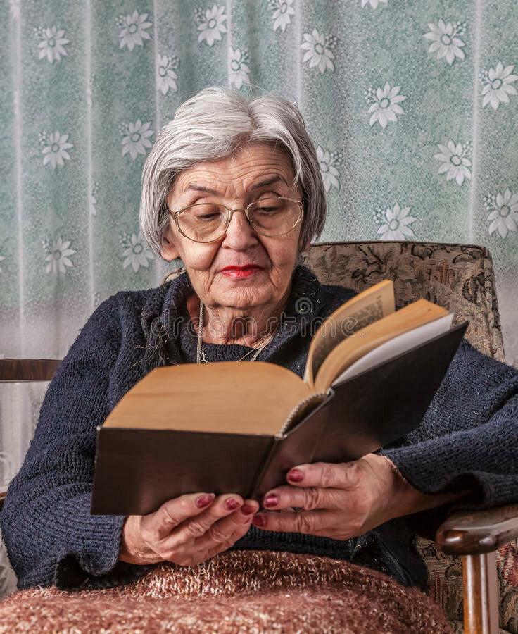 Как Марь Иванна не похудела и не похорошела после 45...