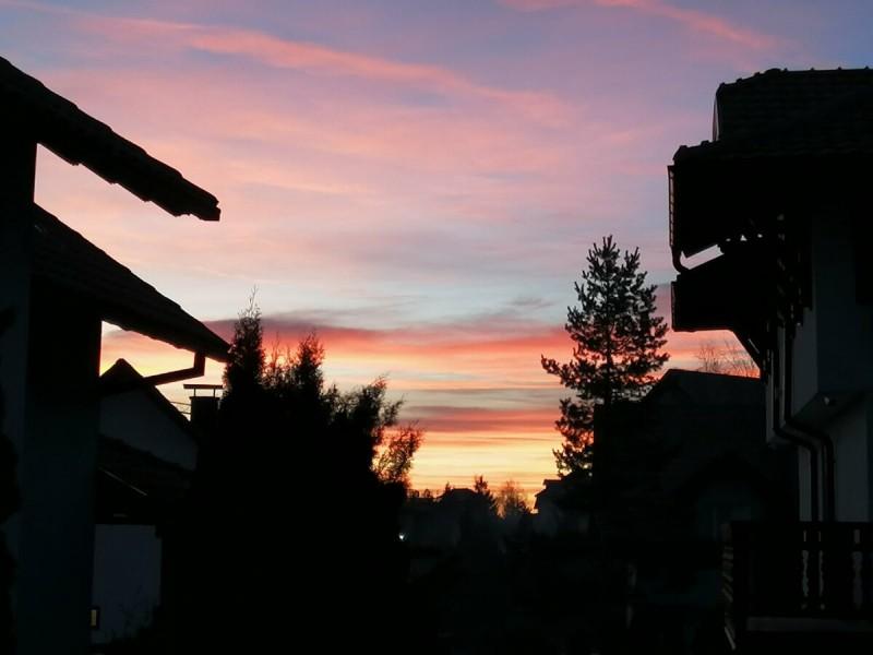 Закат в Златиборе