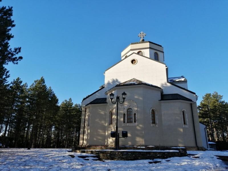 Церква Преображения в Златиборе