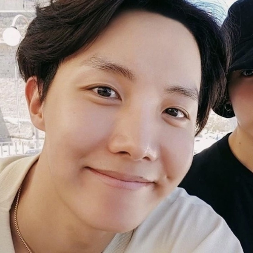 jhope without makeup