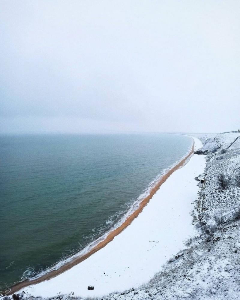 Вот такая вот Арктика ! Безграничный простор для творчества.