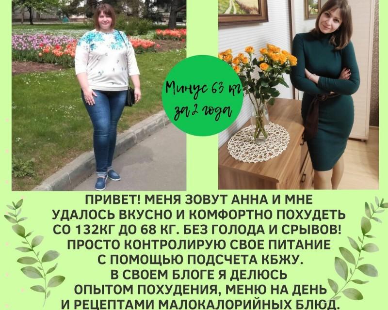 Больше никаких голодных диет. Похудела со 132 кг до 68 кг и показываю свое меню стройности. Об истоках пищевых привычек.