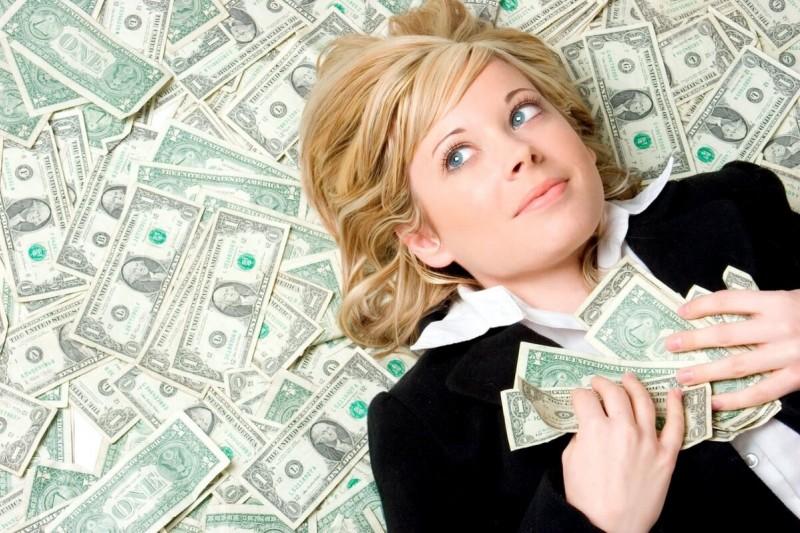 """Теория """"Яблоньки"""" или """"Зачем женщинам деньги""""..."""