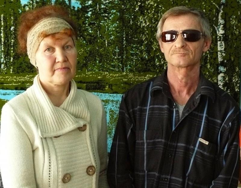Галина Алексеевна и Александр Владимирович  Фото Татьяны Костыревой