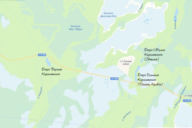Невероятная красота северной природы - Карахатские озёра. Лес, болото и грибы...и 12 моих фото для вдохновения!