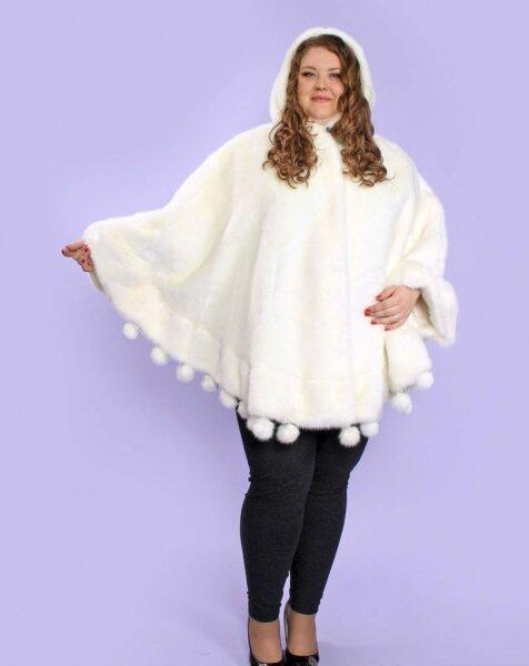 Большая Дамочка зимние и демисезонные куртки, пальто, пончо до 84 размера