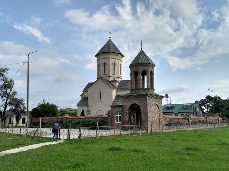 Церковь в Зугдиди