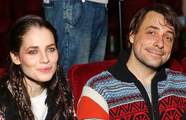 Юлия Снигирь и Евгений Цыганов