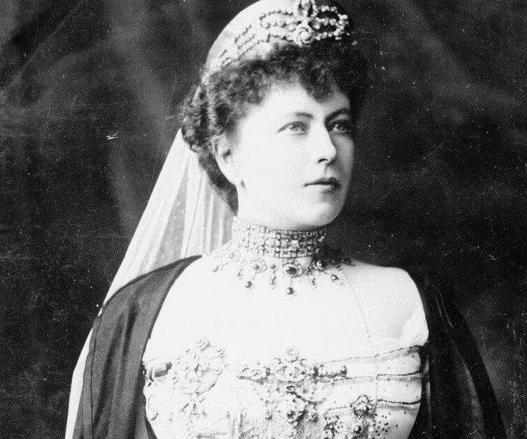 Графиня Наталья Александровна Меренберг