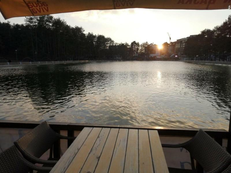 Жезеро-главная достопримечательность Златибора