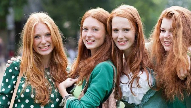 Почему в Ирландии такие странные женщины?