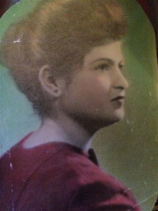 Гюльчек ( еврейская женщина)