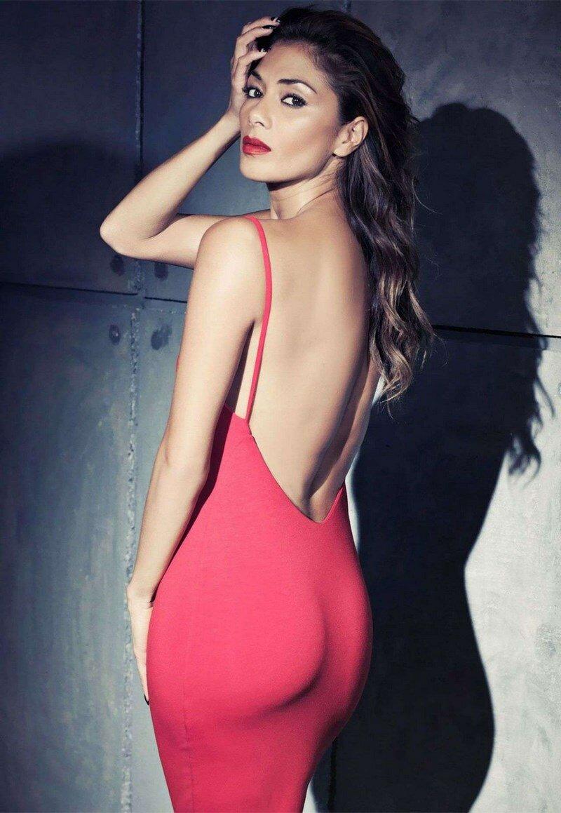 Николь Шерзингер, американская певица, музыкальный продюсер, актриса, фотомодель филиппино-гавайско-украинского происхождения
