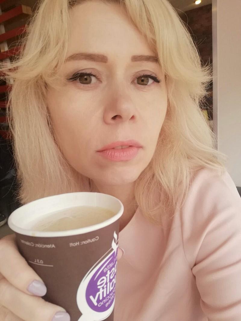 Люблю кофе, но про соки забыла. Фото автора.