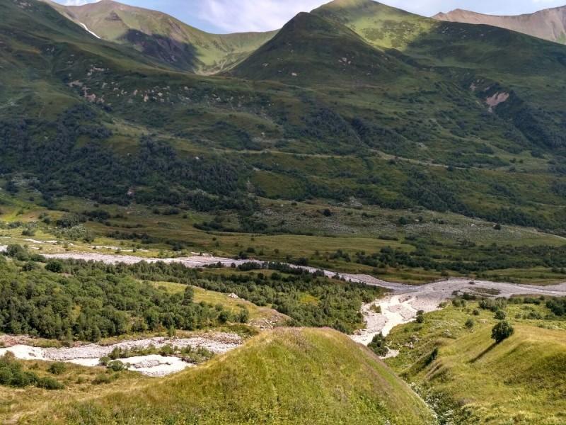 Долина к Шхаре